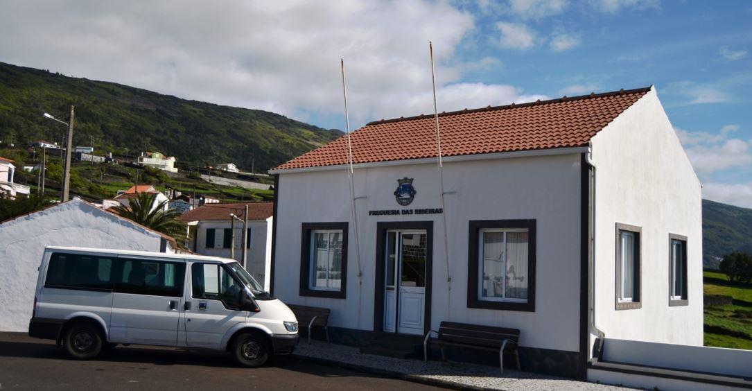 Sede da Junta de Freguesia de Ribeiras